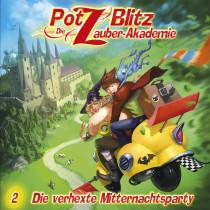Potz Blitz - Die Zauberakademie 2: verhexte Mitternachtsparty