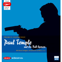 Francis Durbridge - Paul Temple und der Fall Spencer (mp3-Ausgabe)