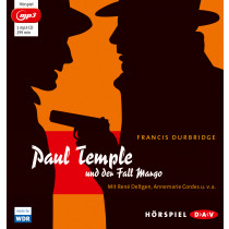 Francis Durbridge - Paul Temple und der Fall Margo (mp3-Ausgabe)