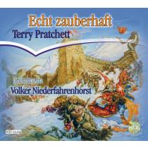 Terry Pratchett - Echt zauberhaft - Ein Scheibenwelt-Roman