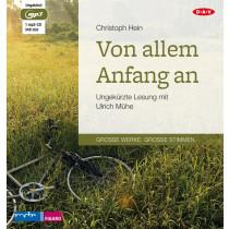 Christoph Hein - Von allem Anfang an