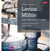 Johannes Bobrowski - Levins Mühle. 34 Sätze über meinen Großvater