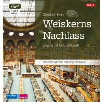 Christoph Hein - Weiskerns Nachlass