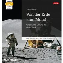 Jules Verne - Von der Erde zum Mond