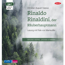 Christian August Vulpius - Rinaldo Rinaldini, der Räuberhauptmann