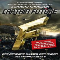 Captain Future - Der Sternenkaiser 5 - Wissen der Ahnen