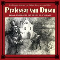 Professor van Dusen - Neue Fälle 1: Professor van Dusen im Spukhaus