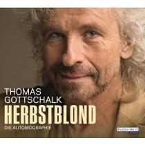 Thomas Gottschalk - Herbstblond - Die Autobiographie