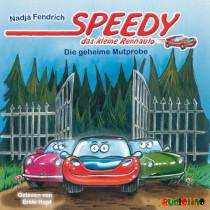 Speedy das kleine Rennauto (2) Die geheime Mutprobe