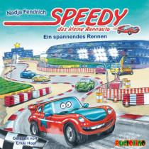 Speedy das kleine Rennauto (1) Ein spannendes Rennen