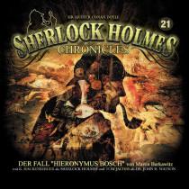 Sherlock Holmes Chronicles 21 Der Fall Hieronymus Bosch