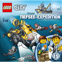 Lego City - 15 - Tiefsee-Expedition