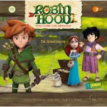 Robin Hood - Schlitzohr von Sherwood - Folge 1: Die Schatzkiste