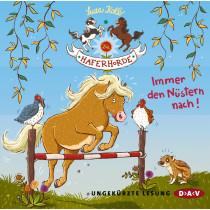 Suza Kolb - Die Haferhorde - Teil 3: Immer den Nüstern nach!