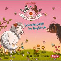 Suza Kolb - Die Haferhorde - Teil 4: Schmetterlinge im Ponybauch