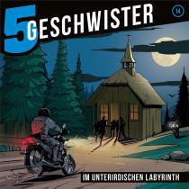 5 Geschwister - Folge 14: Im unterirdischen Labyrinth