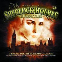Sherlock Holmes Chronicles 22 Der Fall der My Fair Lady