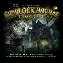 Sherlock Holmes Chronicles 24 Die Teufelskralle