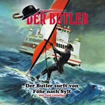Der Butler 03 Der Butler surft von Föhr nach Sylt