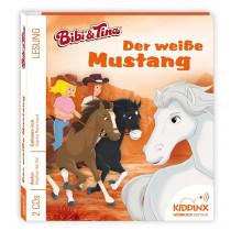 Bibi und Tina Hörbuch: Der weiße Mustang