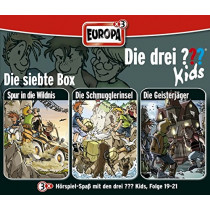 Die drei ??? Fragezeichen Kids Box 7 (19 - 21)
