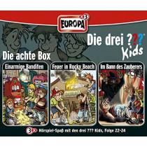 Die drei ??? Fragezeichen Kids Box 8 (22 - 24)