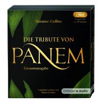 Die Tribute von Panem 1-3 Hörbuch-Gesamtausgabe (6 mp3-CDs)