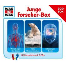 Was ist Was - Hörspielbox Vol. 3 - Junge Forscher