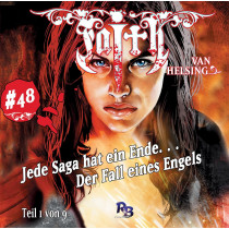 Faith - The Van Helsing Chronicles 48 Enthüllungen