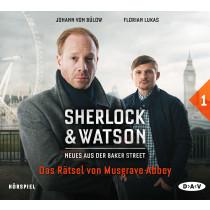 Sherlock & Watson - Neues aus der Baker Street 1: Das Rätsel von Musgrave Abbey