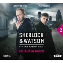 Sherlock & Watson - Neues aus der Baker Street 2: Ein Fluch in Rosarot