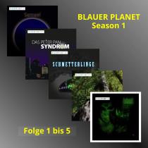 "Blauer Planet - Season 1 - Folgen 1-5 + ""Samael Redux"" im Paket"