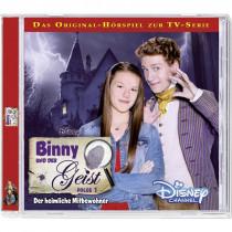 Disney: Binny und der Geist - Folge 1: Der heimliche Mitbewohner
