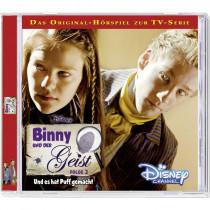 Disney: Binny und der Geist - Folge 2: Und es hat Puff gemacht