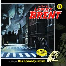 Larry Brent 0: Das Kennedy-Rätsel ( Hörbuch )