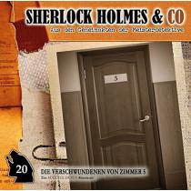 Sherlock Holmes & Co 20 - Die Verschwundenen aus Zimmer 5
