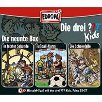 Die drei ??? Fragezeichen Kids Box 9 (Folge 25 - 27)