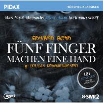 Pidax Hörspiel Klassiker - Fünf Finger machen eine Hand