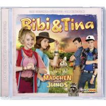 Bibi und Tina: Mädchen gegen Jungs - Das Original-Hörspiel zum Kinofilm 3
