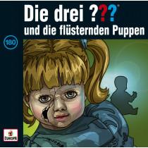 Die drei Fragezeichen Folge 180 und die flüsternden Puppen