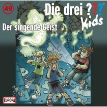 Die drei ??? Fragezeichen Kids - Folge 49: Der Singende Geist