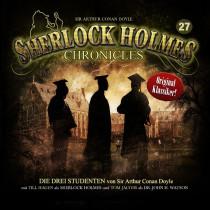 Sherlock Holmes Chronicles 27 Die drei Studenten