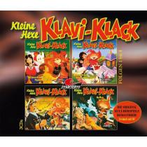 Kleine Hexe Klavi-Klack - Box 1: Folgen 1 bis 4
