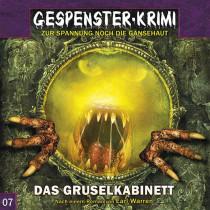 Gespenster-Krimi - Folge 7: Das Gruselkabinett