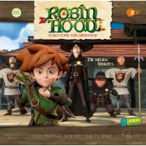 Robin Hood - Schlitzohr von Sherwood - Folge 5: Die neuen Sheriffs