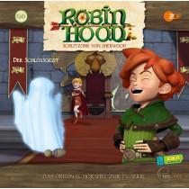 Robin Hood - Schlitzohr von Sherwood - Folge 6: Der Schlossgeist