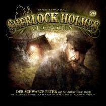 Sherlock Holmes Chronicles 29 Der Schwarze Peter
