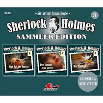 Sherlock Holmes - Sammler Edition - Box 3 (Folge 6 bis 8)