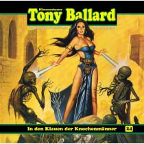 Tony Ballard 24 - In den Klauen der Knochenmänner