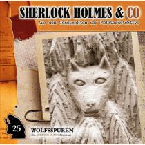 Sherlock Holmes & Co. 25 - Wolfsspuren